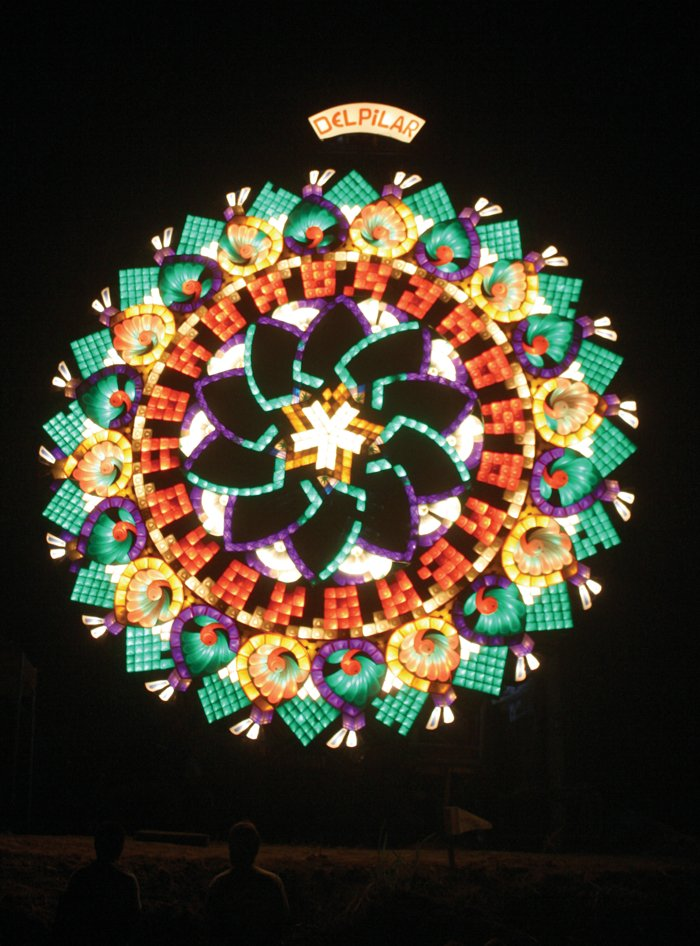 ethnographic study on giant lantern festival The giant lantern festival (kapampangan: ligligan parul) is an annual festival held in december (saturday before christmas eve) in the city of san fernando in the philippines the festival features a competition of giant lanterns.